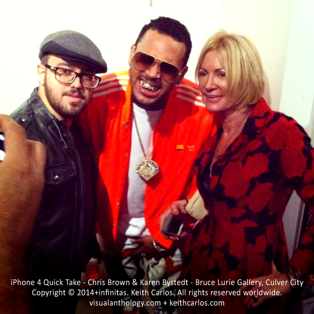 Chris Brown and Karen Bystedt - Bruce Lurie Gallery, Culver City, Los Angeles, California - Copyright © 2014+infinitas. Keith Carlos. All rights reserved worldwide. visualanthology.com + keithcarlos.com