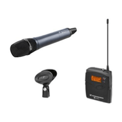 Sennheiser EW 135-p G3 – Wireless Sound Recording