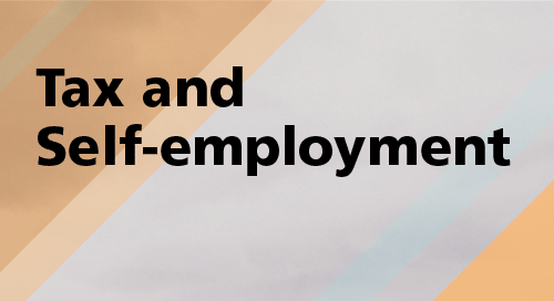 Regularly Asked Questions - Tax and Self-employment