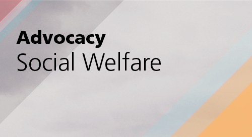 Advocacy Social Welfare
