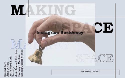 MAKING SPACE Online Residency