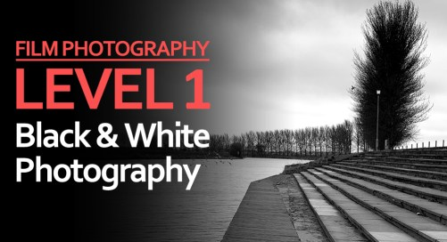 Level 1: Black & White Photography with Belfast Exposed
