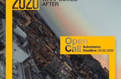 Open Call | Onassis Foundation – HackAthens 2020 What Comes After