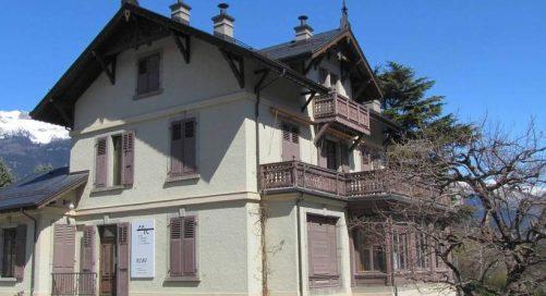 Open Call   Villa Ruffieux – Residency Program, Valais, Switzerland
