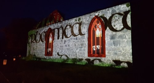 Deadline Reminder | Building Projection for Birr Vintage Week and Arts Festival, Offaly