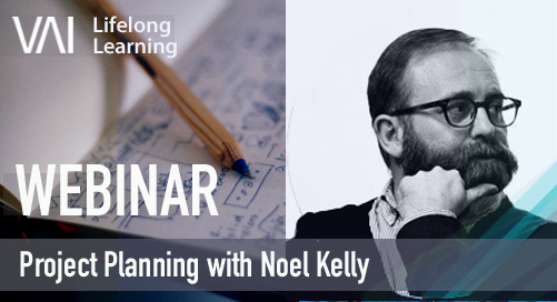 Webinar | Project Planning with Noel Kelly