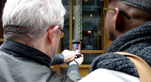Smartphone Photography Workshops with Brendan Ó Sé, Gallery of Photography