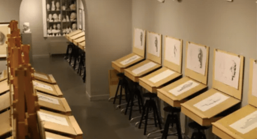 The Discipline of Drawing Charles Bargue Cours de Dessin at The Drawing Studio Dublin