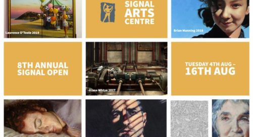 Open Call | Signal Arts Centre Annual Open 2020, Wicklow (Submission Fee)