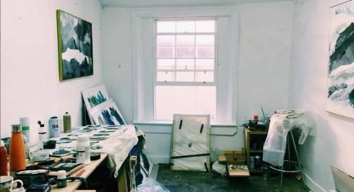 Studio Available at Abbey Artist Studios, Dublin
