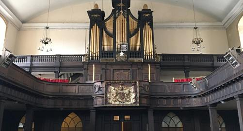 Open Call | Expressions of Interest for Cultural Use of St. Werburgh's, Dublin