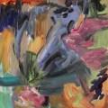 Simpson, Susan, Spring Walk, Acrylic, 16 x 20