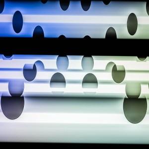 abstract 3d shape design