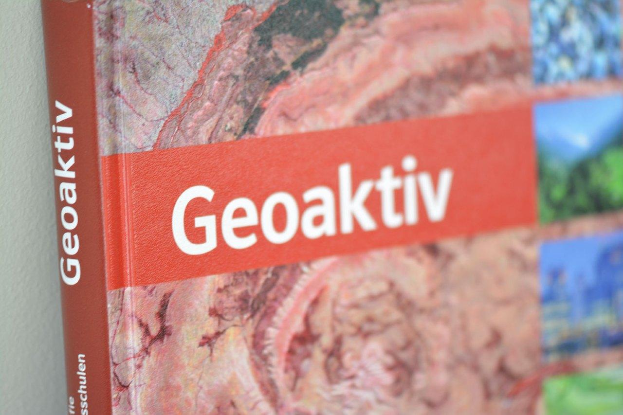 Geoaktiv Buch Klett und Balmer