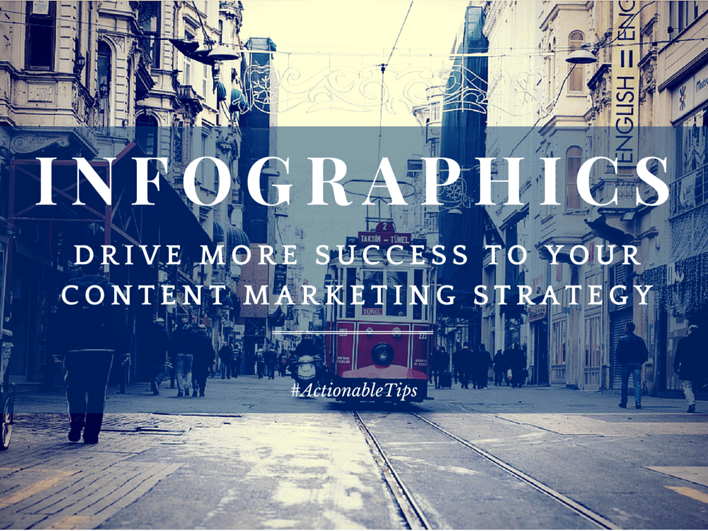 Infographics Drive More Success To Your Content Marketing