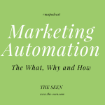 Marketing Automation – The What, Why and How [#mapodcast]