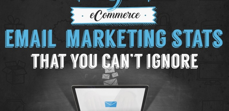 9 eCommerce Email Marketing Stats that You Can't Ignore [Infographic]