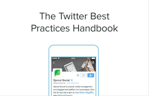 The Twitter Best Practices Handbook [Infographic]