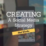 Creating A Social Media Strategy that Works [Infographic]