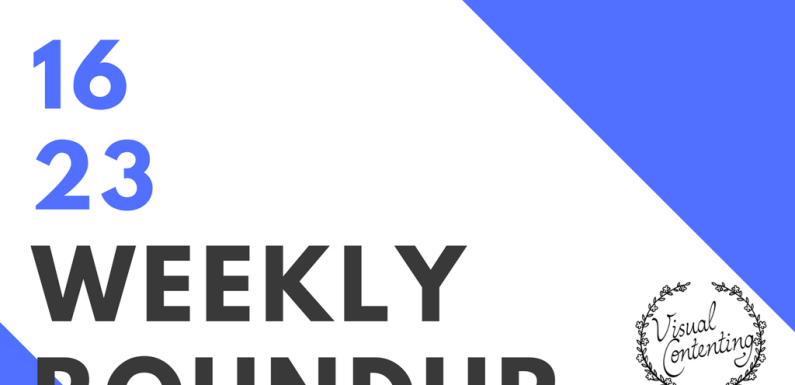 Weekly Content, Social and SEO Roundup (October 16 – October 23 2017)