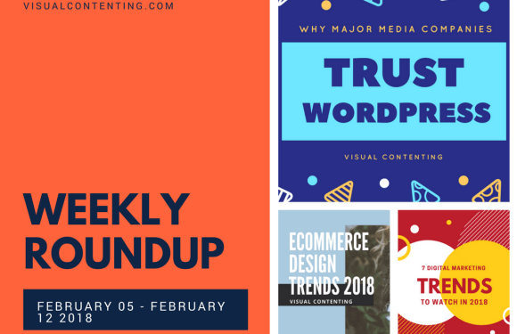 Weekly Content, Social and SEO Roundup (February 05 – February 12 2018)
