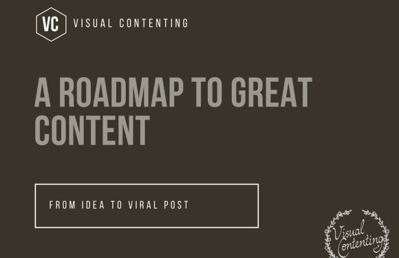 A Roadmap to Great Content – From Idea to Viral Post [Infographic]