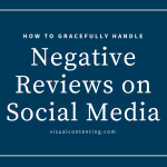 How to Gracefully Handle Negative Reviews on Social Media