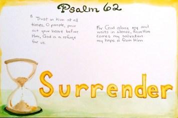 Bible journaling devotional by Rebekah R Jones, Deeper Still Lesson 3, at http://www.rebekahrjones.com/bible-stamps-deeper-still-3/