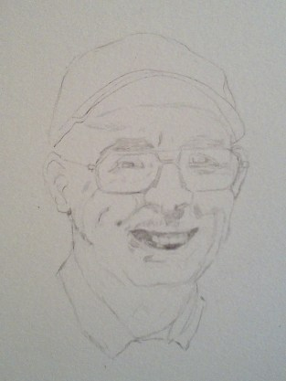 Myron Sketch 1