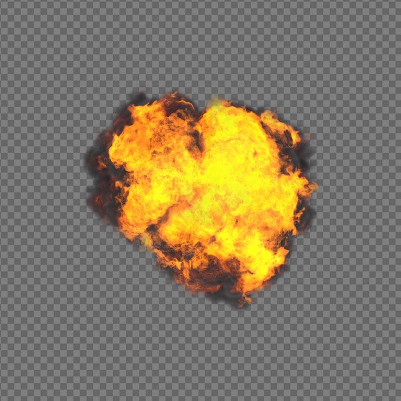 Explosion Top