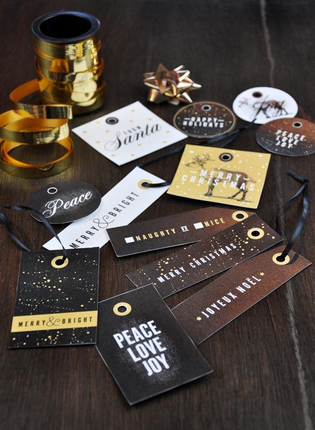 Free Printable Christmas Gift Tags Visualheart Creative