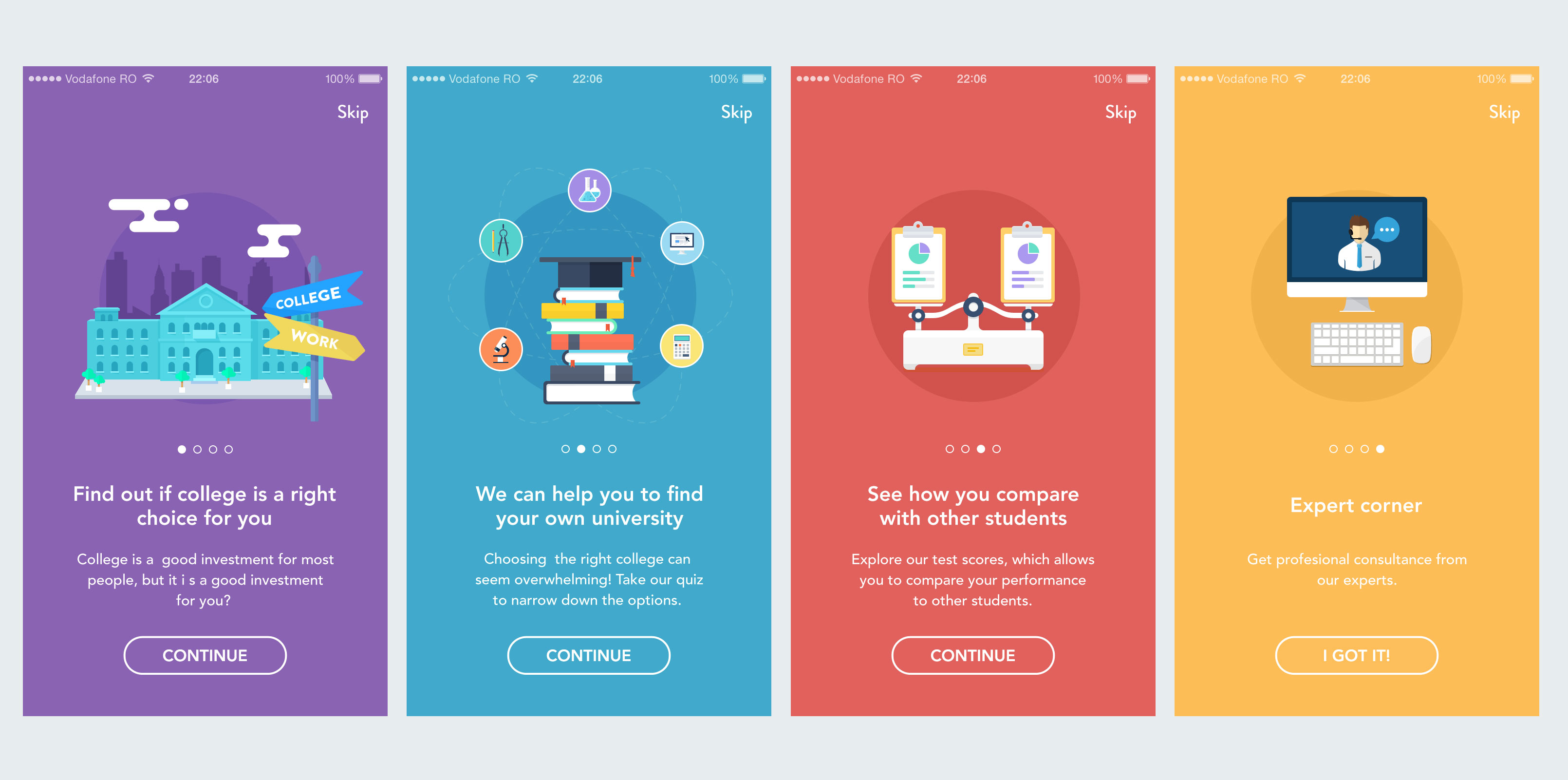 Designing Sites And Apps To Match User Expectations
