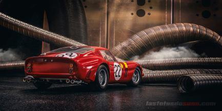 35X3 Maqueta escala 118 Ferrari 250GTO 1962 by Raul Sunn 1