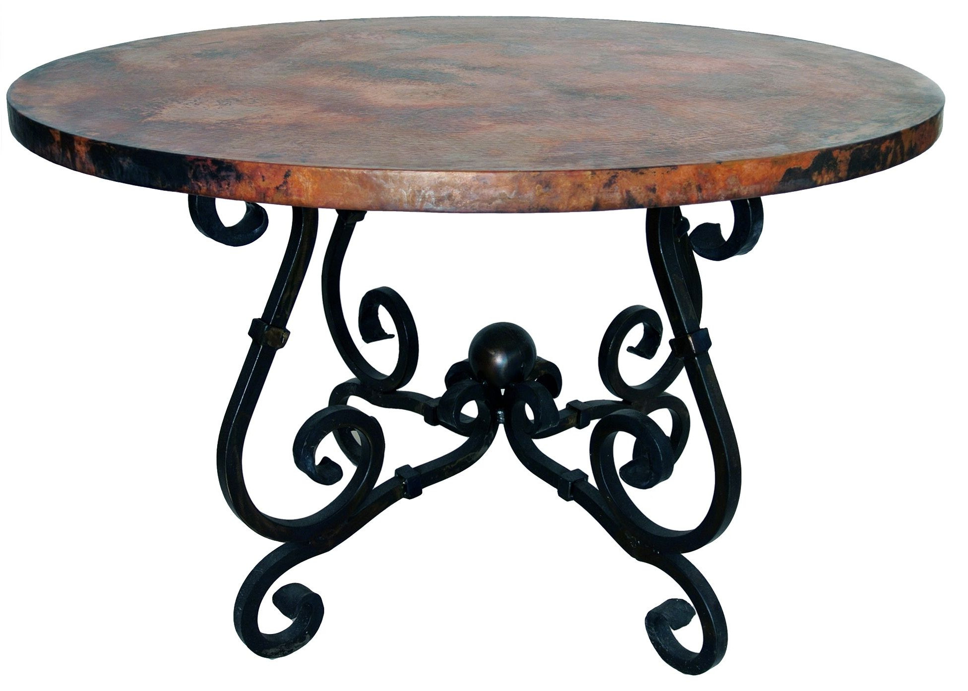 wrought iron coffee table you ll love