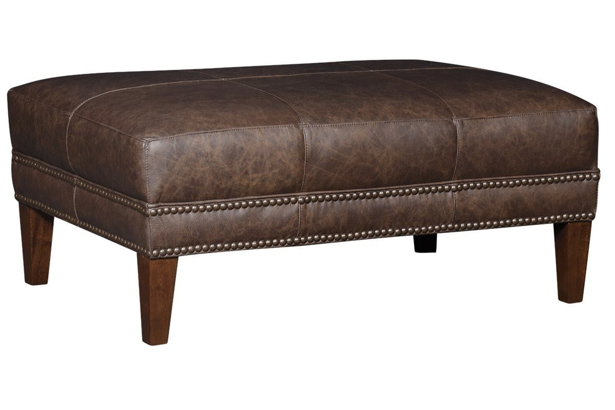 leather ottoman coffee table you ll