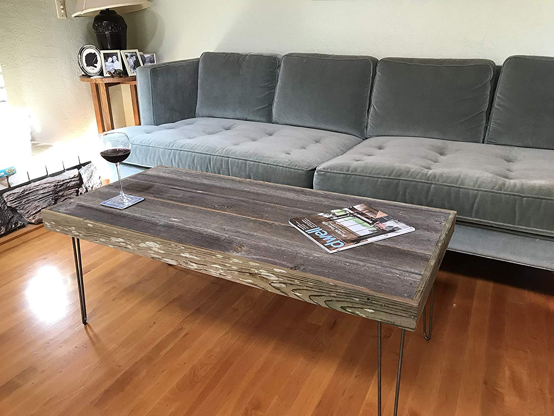 barnwood coffee table you ll love in