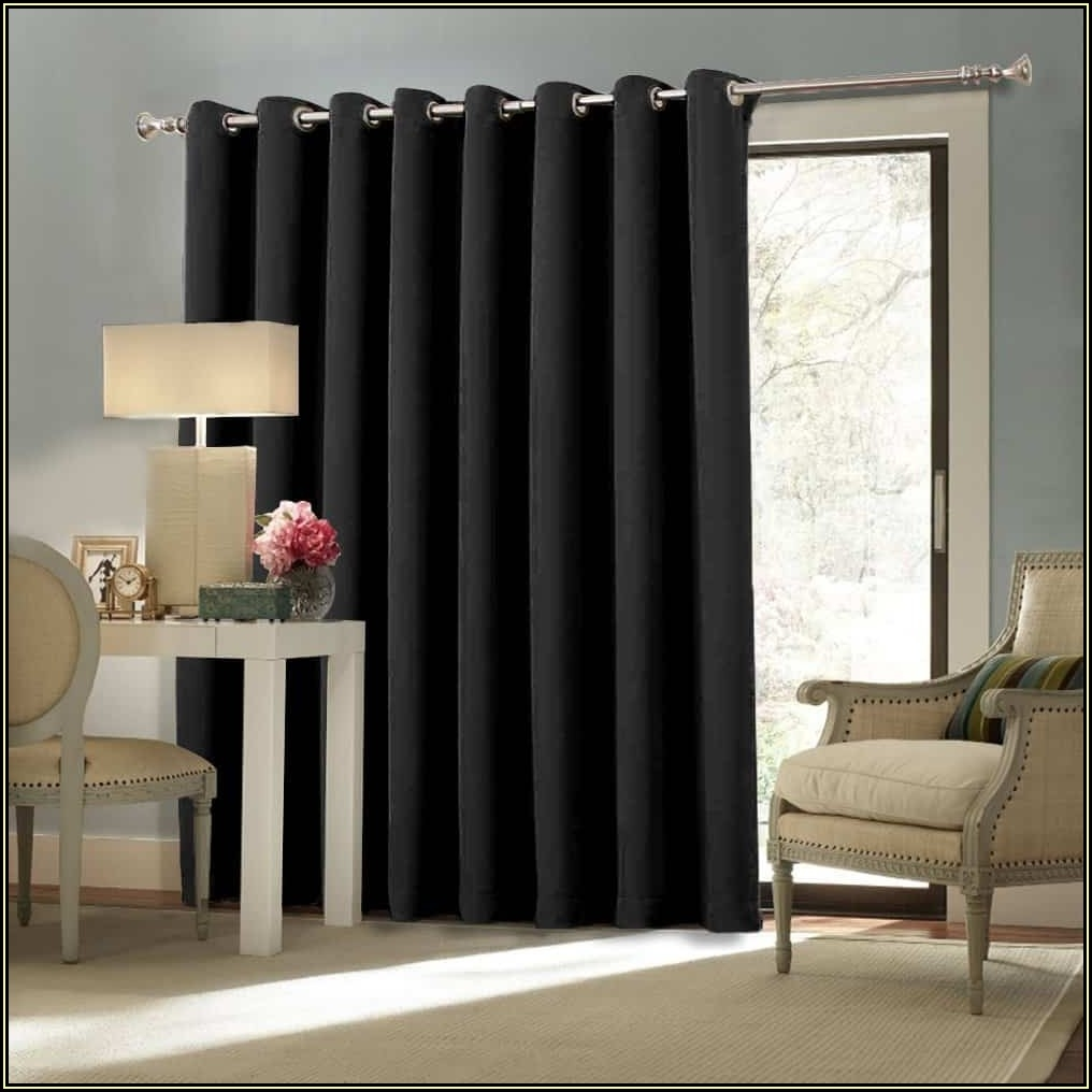 sliding glass door curtains you ll love