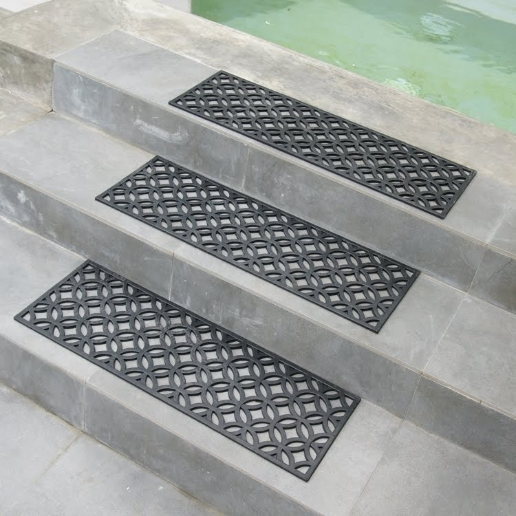 50 Outdoor Rubber Stair Treads You Ll Love In 2020 Visual Hunt   Indoor Outdoor Stair Treads   Anti Slip Stair   Ellsworth Indoor   Waterhog Stair   Carpet Stair   Rubber Backing