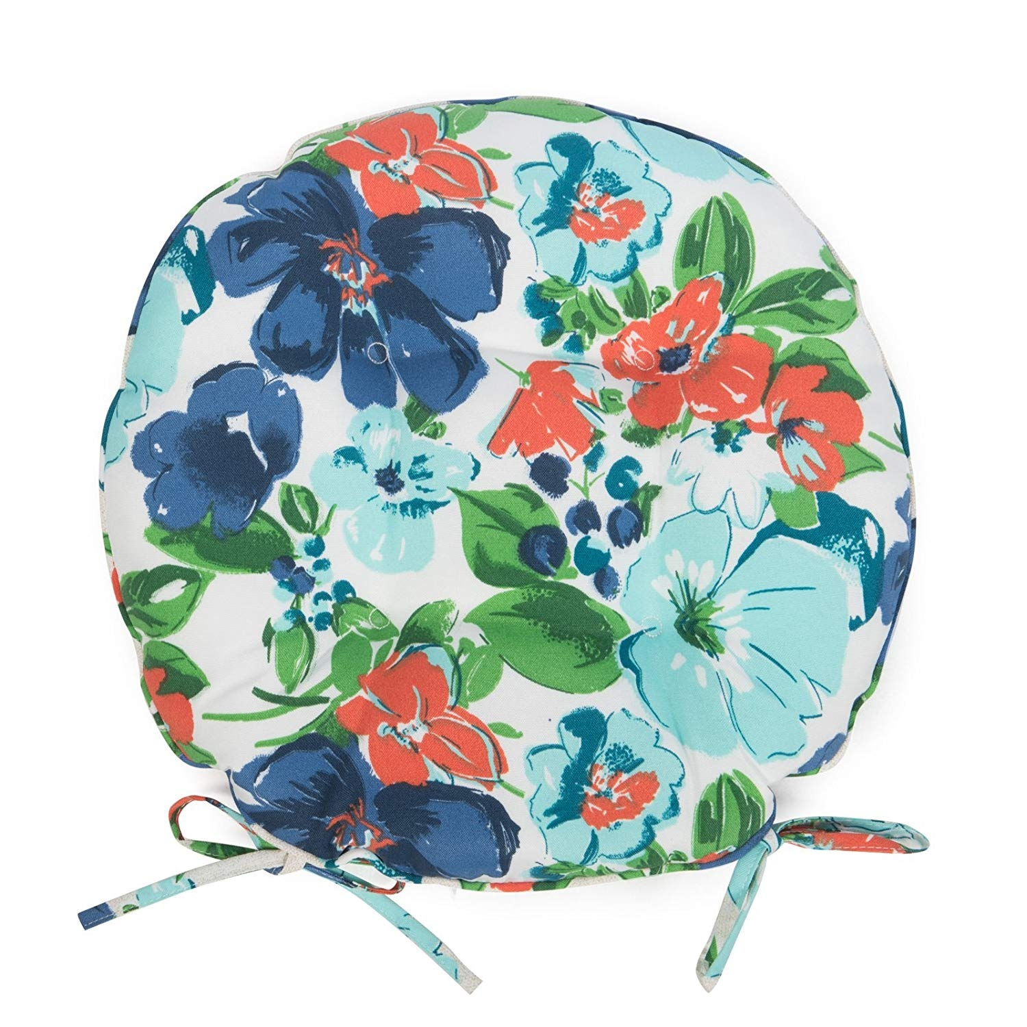 round outdoor chair cushion you ll love