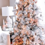 Rose Gold Christmas Ornaments You Ll Love In 2021 Visualhunt