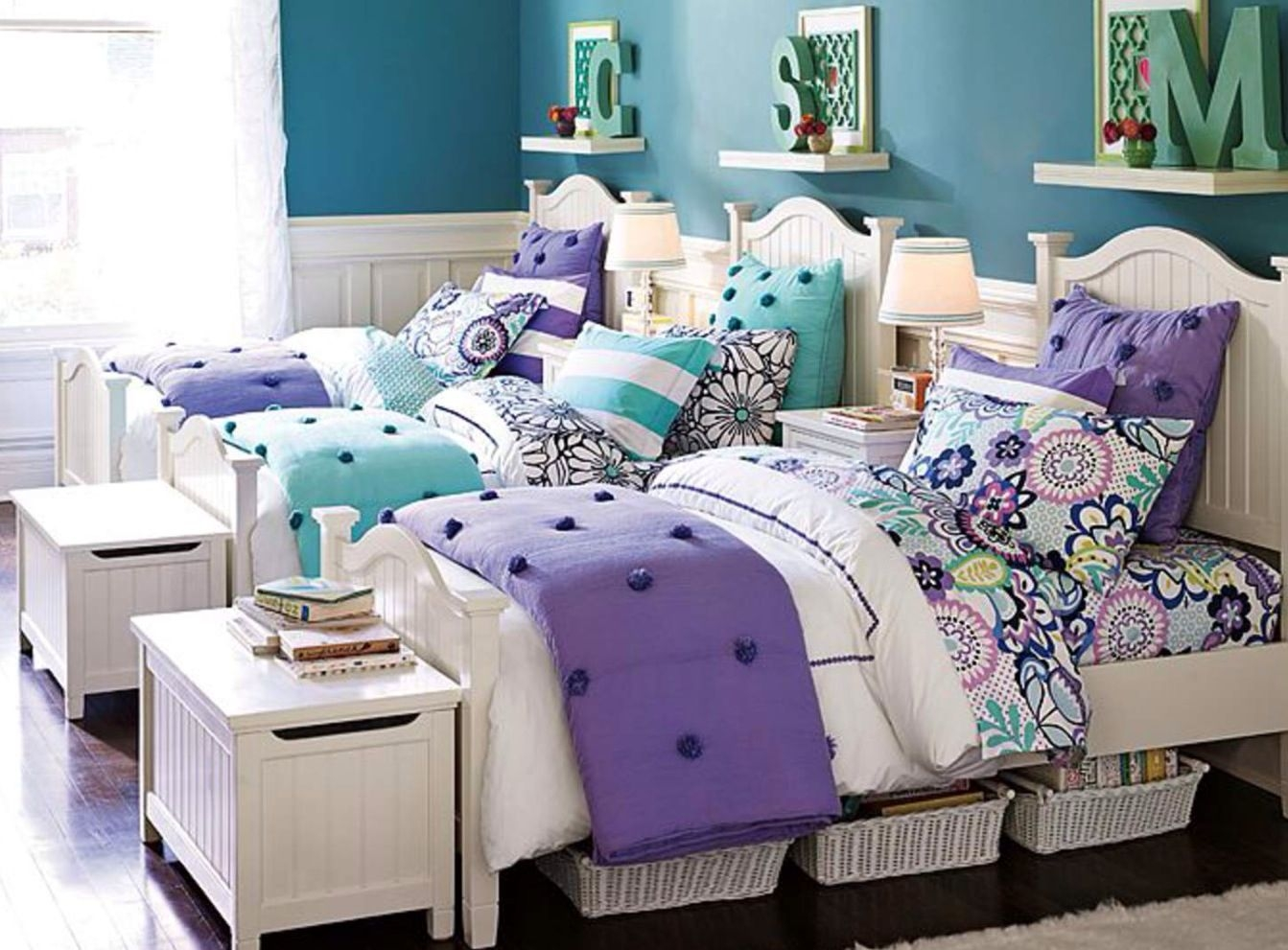 50 Twin Beds For Teenage Girl You Ll Love In 2020 Visual Hunt