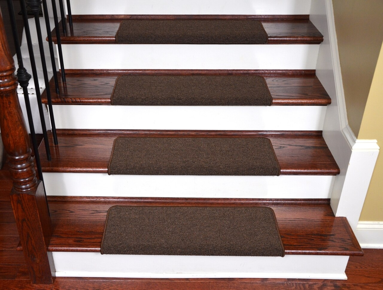50 Bullnose Carpet Stair Treads You Ll Love In 2020 Visual Hunt   Carpet Treads For Hardwood Stairs   Walmart Com   Anti Slip   Staircase Makeover   Walmart   Stair Runners