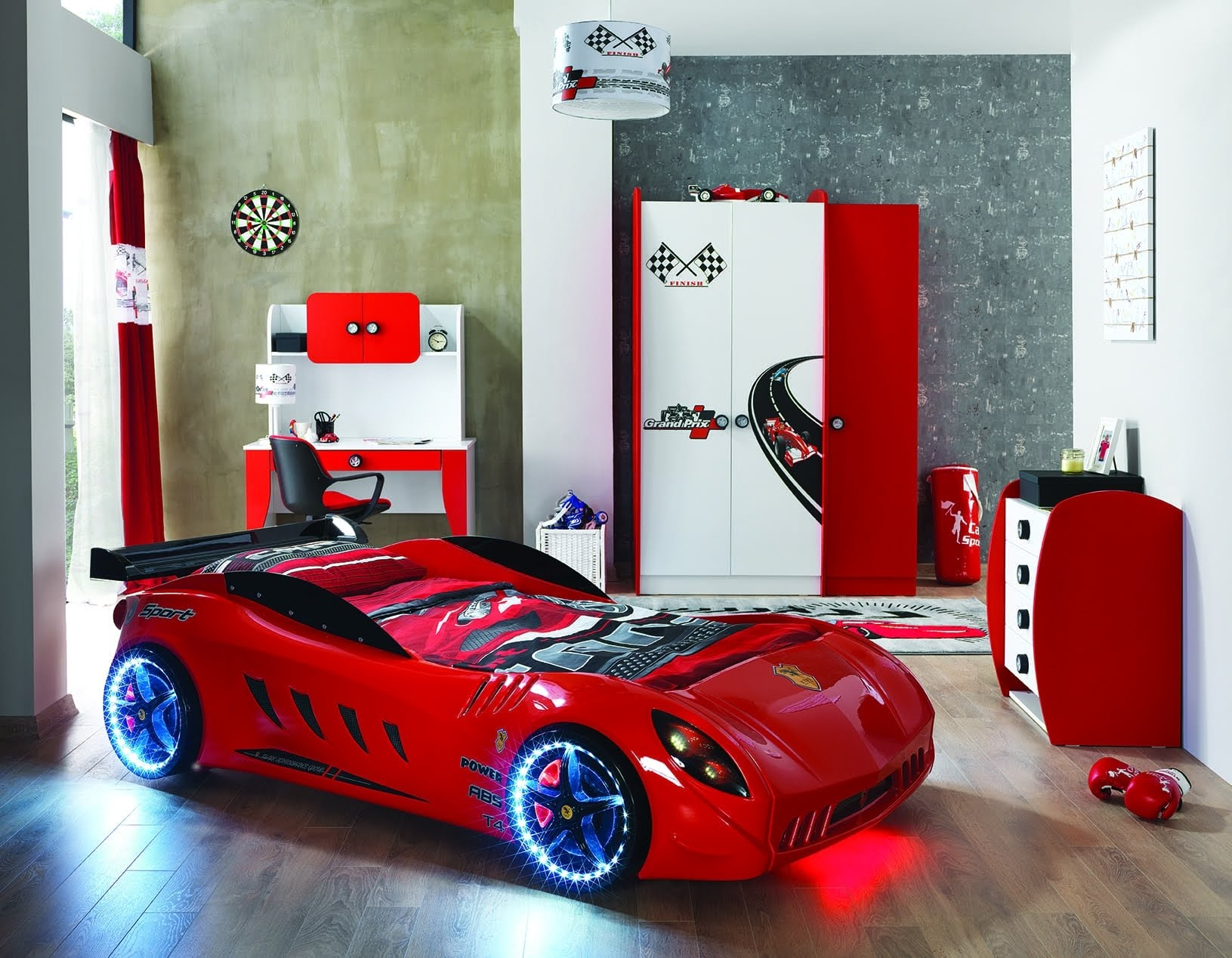 Kid Race Car Bed You Ll Love In 2020 Visualhunt
