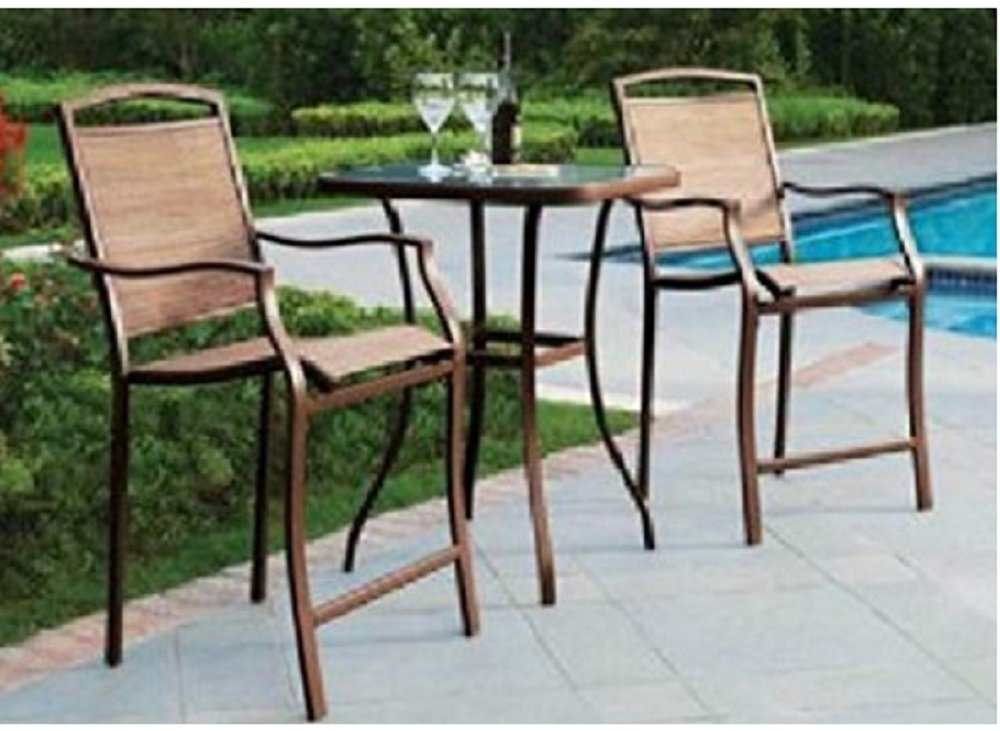 bar height bistro set you ll love in