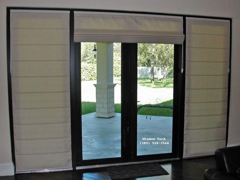 roman shades for doors you ll love in