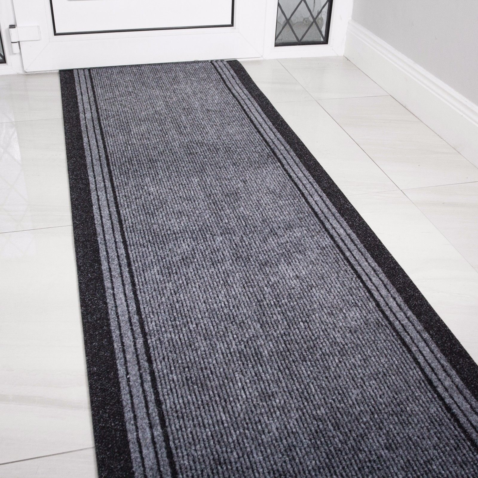 50 Hall Runners Extra Long You Ll Love In 2020 Visual Hunt | Hallway Carpet Runners Sold By The Foot | Rug Depot | Hall | Woven Rug | Wool Rug | Fleur De Lis