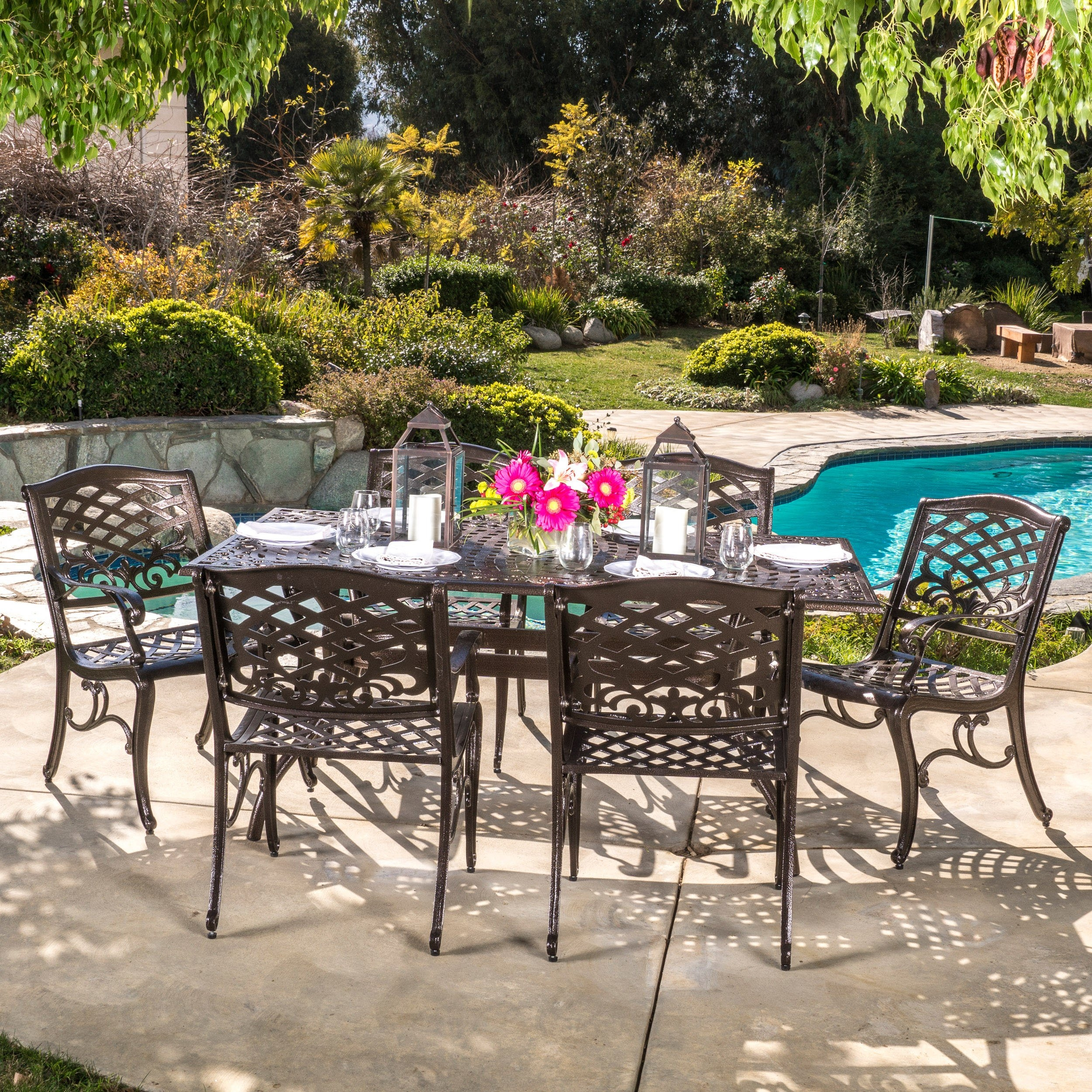 cast iron patio furniture you ll love