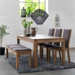 Dining Table With Bench You Ll Love In 2020 Visualhunt