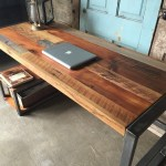 Reclaimed Wood Computer Desk You Ll Love In 2020 Visualhunt