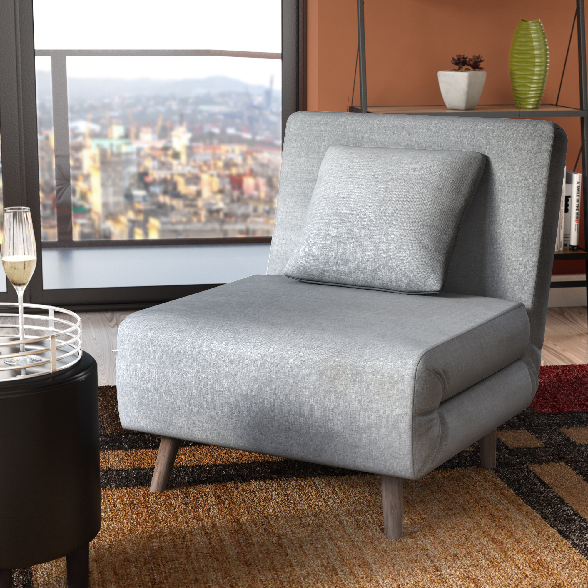 Single Sofa Bed Chair You Ll Love In 2020 Visualhunt